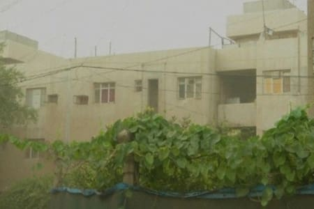 ground floor flat in Baghdad- Iraq - Baghdad