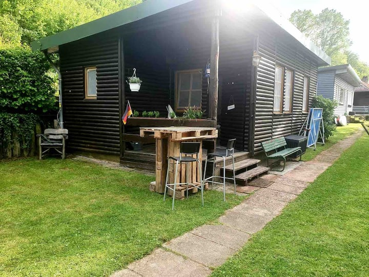 Tinyhome at the Riwer - Woodhouse