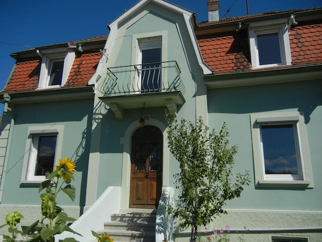 Peaceful holiday cottage (For four) - Cernay - Apartment