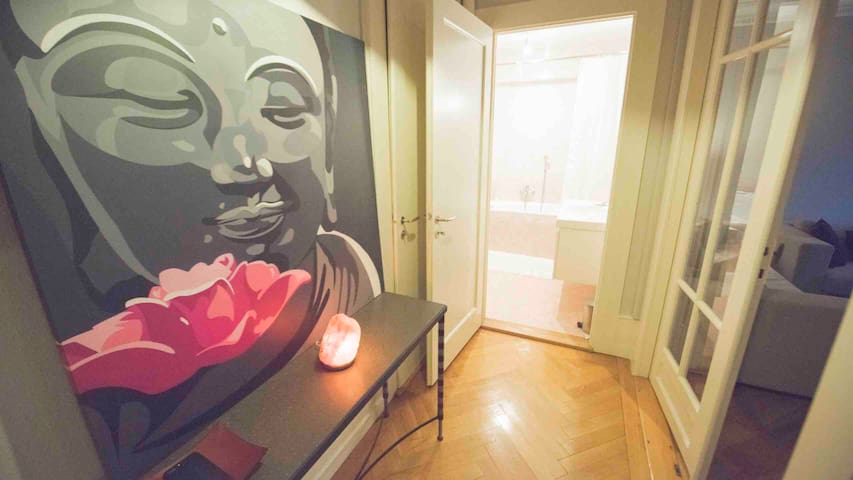 4 Great apartment Geneva center Old town, Rive
