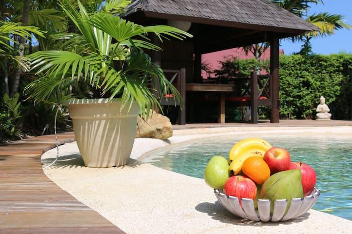 Un petit coin de Paradis - Noumea - Villa