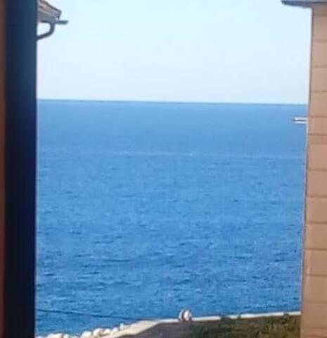 Embarcadero .. a 33 mt. dal mare in linea d'aria !