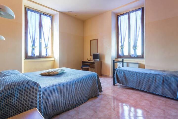 Ideal triple bedroom! - Campello Sul Clitunno - บ้าน