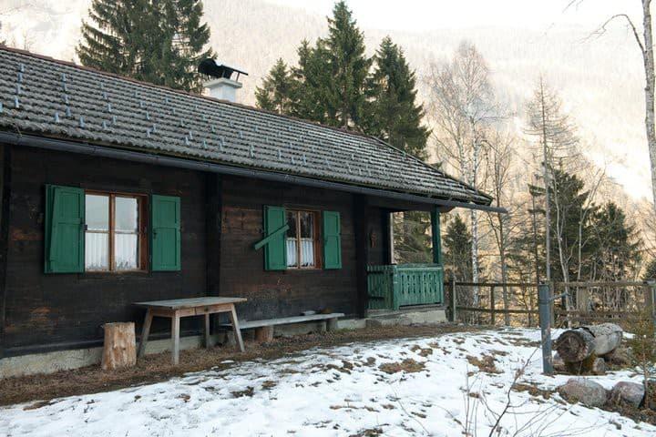 """""""Kleiner Bär"""" Almhütte in Tirol"""