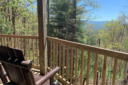 Mountain Retreat 15 minutes from AVL