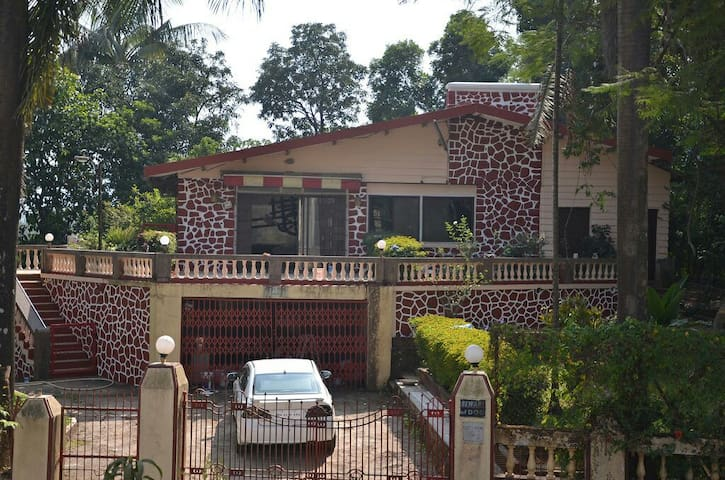 Spacious 3bhk bungalow on rent - Lonavala - Hus