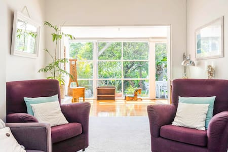 The Sanctuary, Private Garden Apartment at Bondi Beach