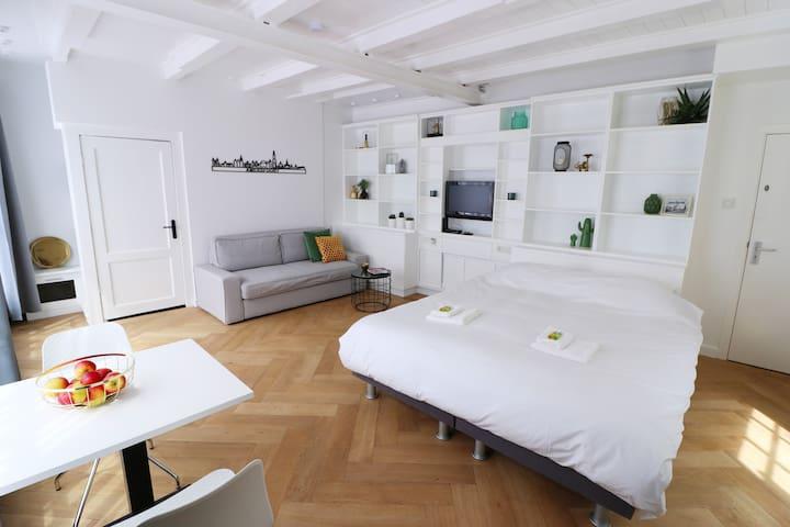 Luxe appartement in de binnenstad van Amersfoort