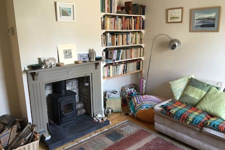 Sweet 'two up two down' cottage - Wivenhoe - Talo