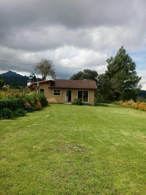 Jardín  bungalow
