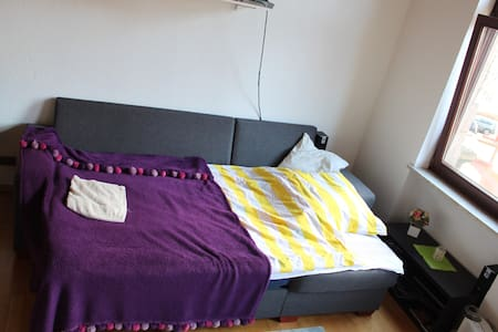 Cosy room near central station - Mannheim