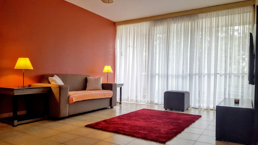 DBL Room in Bugolobi near Village Mall & Ambrosoli - Kampala - Apartment