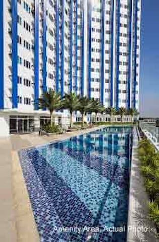 Blue Residences: fully furnished