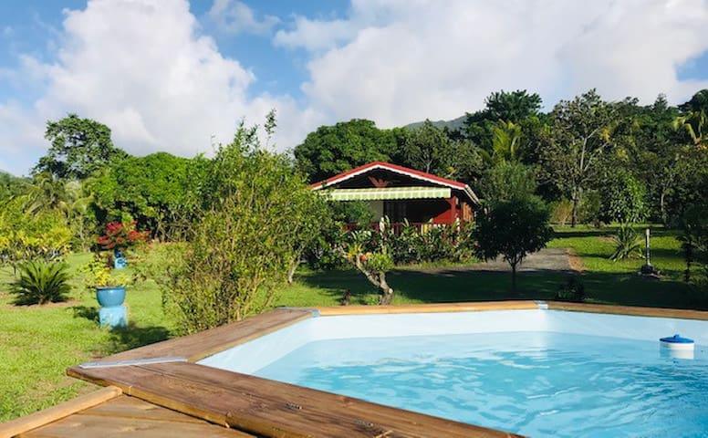 "Domaine La Vallée "" Ti Bambou """