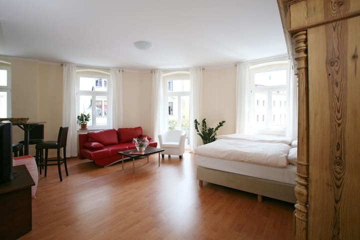 Ferienwohnung /Appartement - Drážďany - Byt
