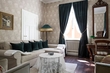Live the Swedish Idyllic Life In Traditional Manor