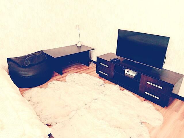 Nice apartment on Sauran str Astana - Astana