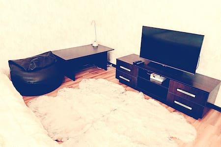 Nice apartment on Sauran str Astana - Astana - Apartemen berlayanan