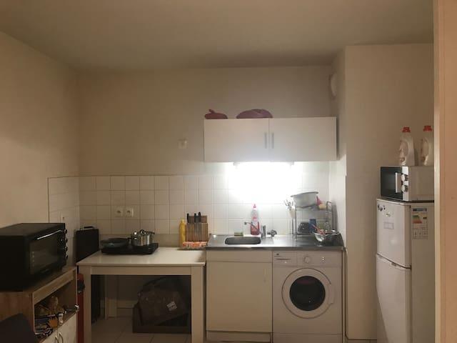 Chambre dans appartement Cité du vin