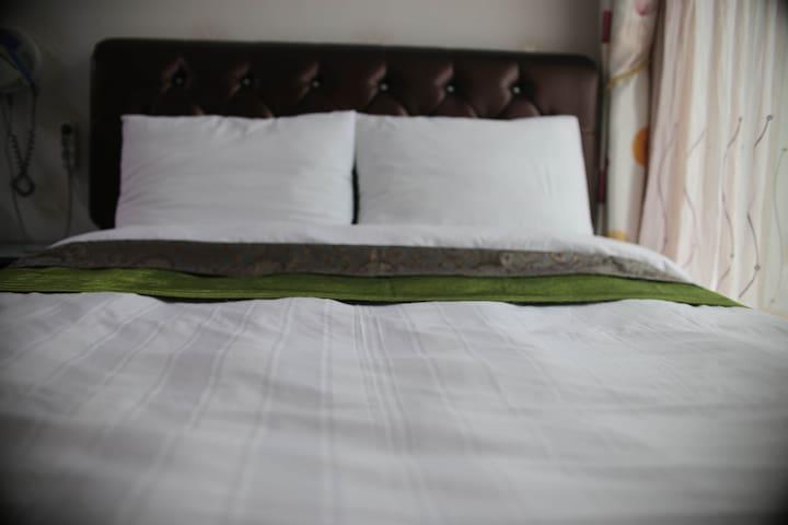 2인실 침대