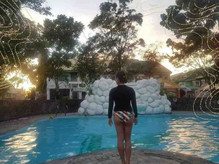 Furnished Home near SM Bacoor City w/ shared pool