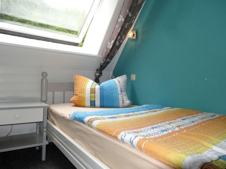 Zweibettzimmer auf Hof Ehlers