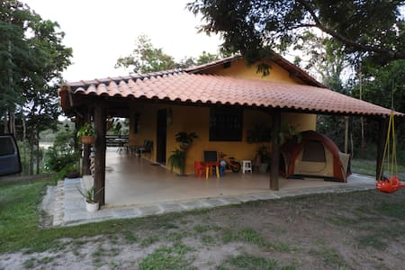 House 2 rooms - gated community - Arembepe-BA