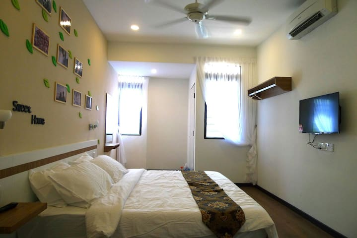 GURNEY HOME, 7R @Georgetown,PENANG 槟岛民宿 (7房) PG56 - George Town - House