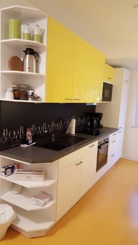 familienfreundliche Wohnung - Schleswig - Apartamento