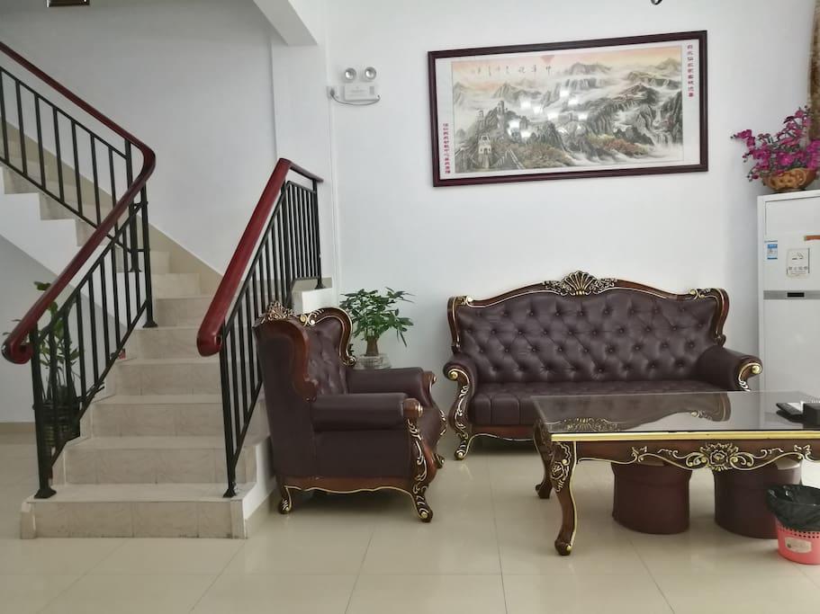 白水寨别墅1客厅图片2