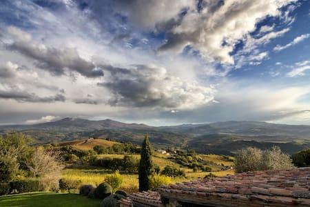 Poggio di Sopra Castello Romitorio - 蒙達奇諾(Montalcino) - 別墅