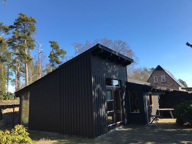 Cozy house near beach & forest and 30 min from Cph