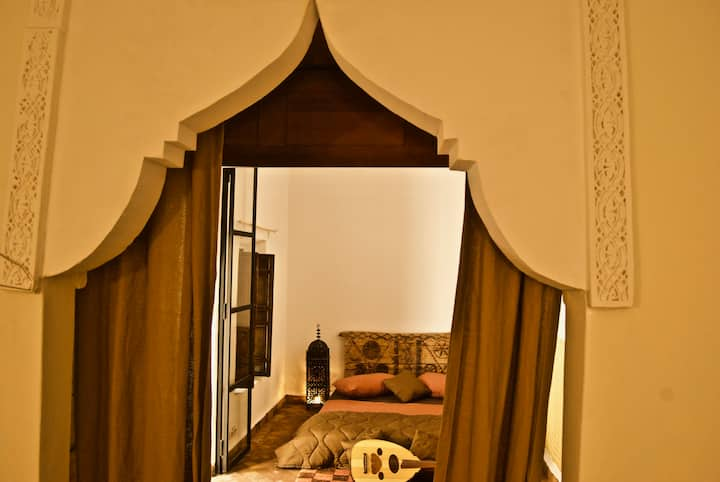 3# The Nomad Room @Riad Rockech