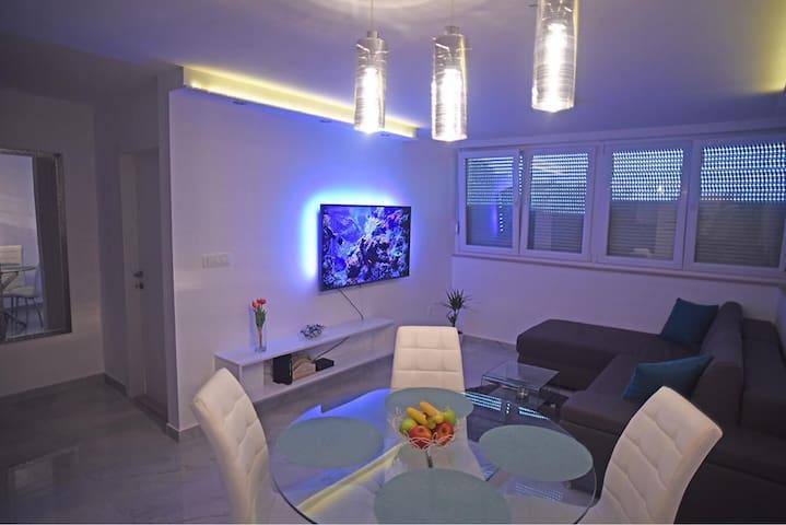 Luxury apartment Regina close to center