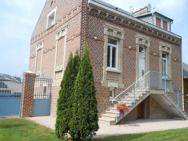 Le Petit-Marais dans les Hortillonnages (L) - Amiens - Apartment
