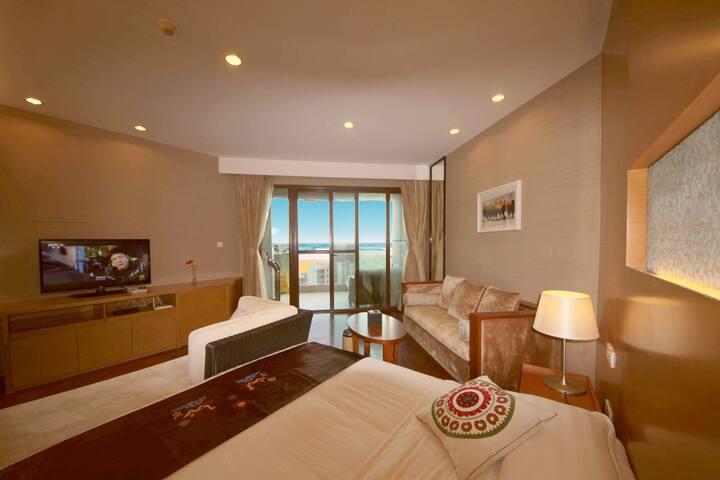 清水湾瀚海银滩高级海景大床房 Amanda SeaView Resort Apartment