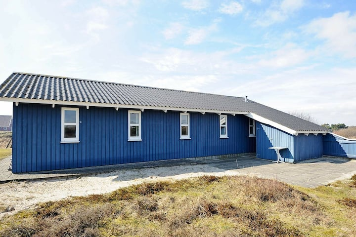 Peaceful Holiday Home in Fanø With Whirlpool
