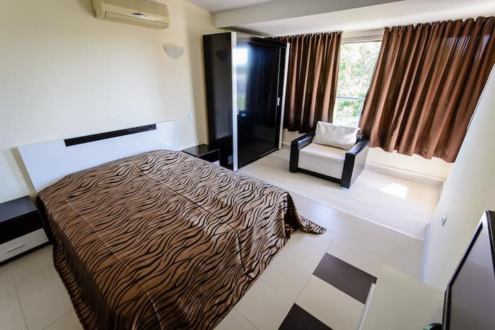 Small two room apartament ,,Sunrise''