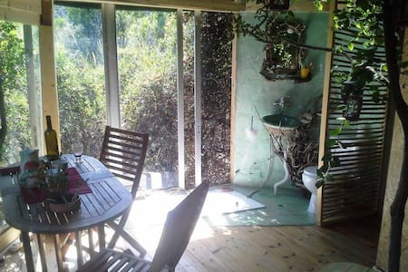 Δενδρόσπιτο στα παράλια του Κισάβου - Koutsoupia