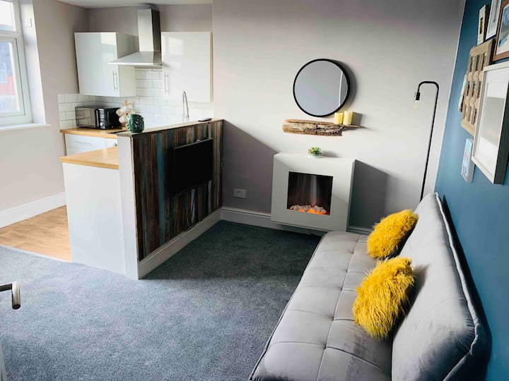 Seaside Loft, Stylish in the centre of St Annes
