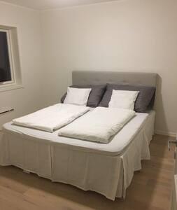 2 rom og bad i ny landlig beliggende bolig - Vestby