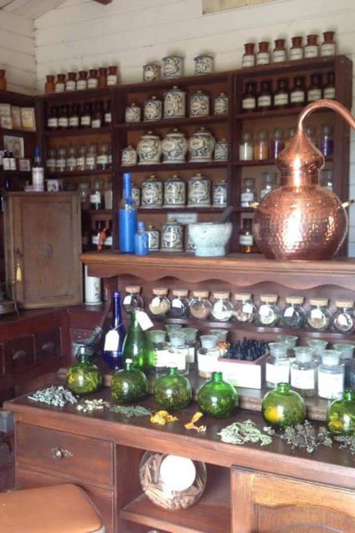 The gin designing counter