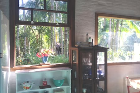 Casa acolhedora em Monteiro Lobato