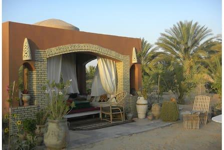 El Nour Sahara - Chambre Ankaa