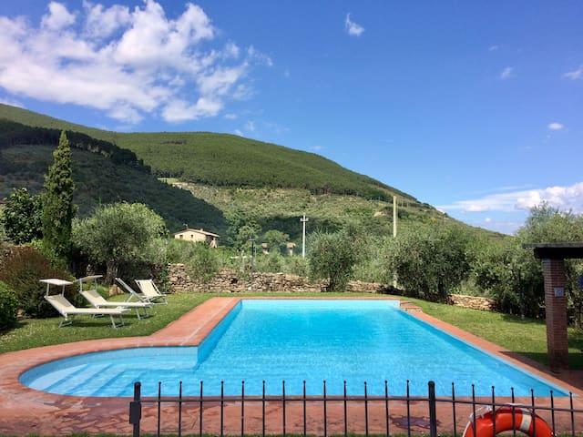 Casa di Meo - Villa con piscina