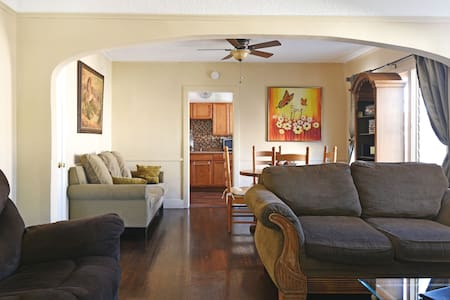 Spanish style home for your stay near LAX airport - Inglewood - Haus