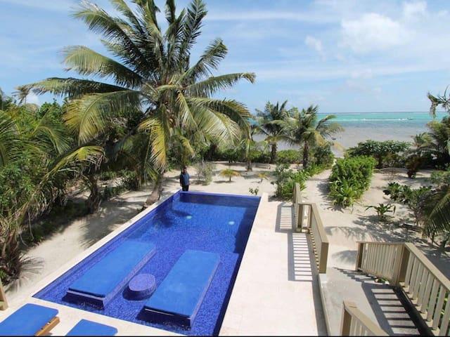 Belize Island Beach House