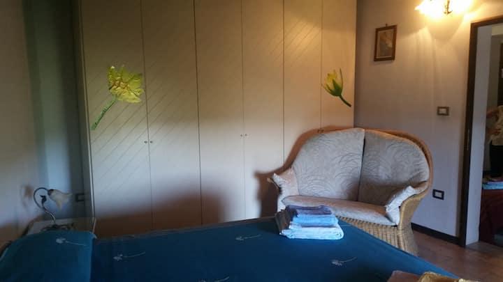 appartamento il Glicine - colline Lago Trasimeno