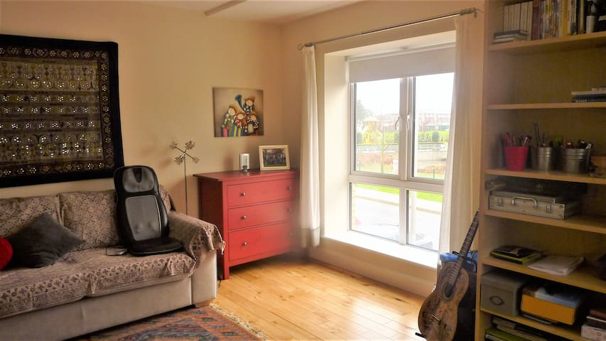 Ensuite double room in beautiful area - Dublin - House