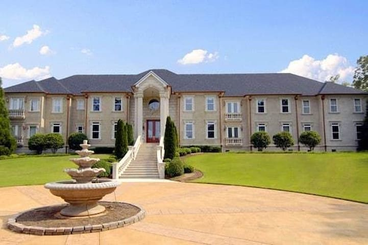 The Chateau former home of Tyler Perry